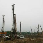东方旋挖钻机挖机改学旋挖钻机基地学习